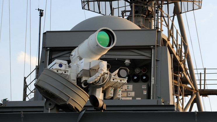 US Army Is Building The World's 'Most Powerful' Laser Weapon