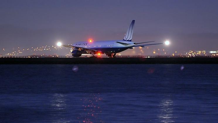 aircraft lights strobes
