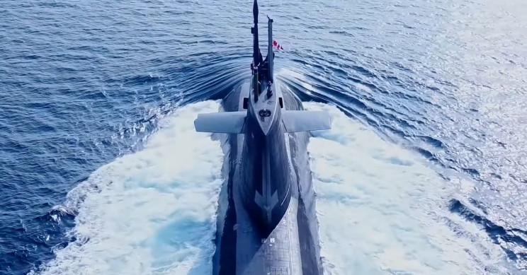 icebreaker versus torpedo