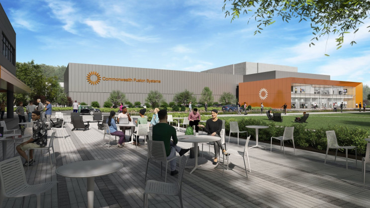 MIT-Linked Company to Build Commercial Fusion Energy Campus