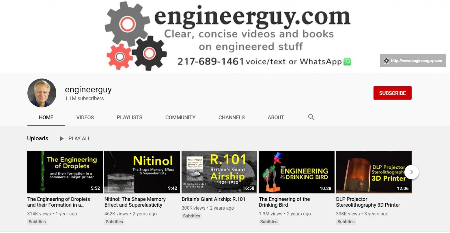 best engineering documentaries engineering guy