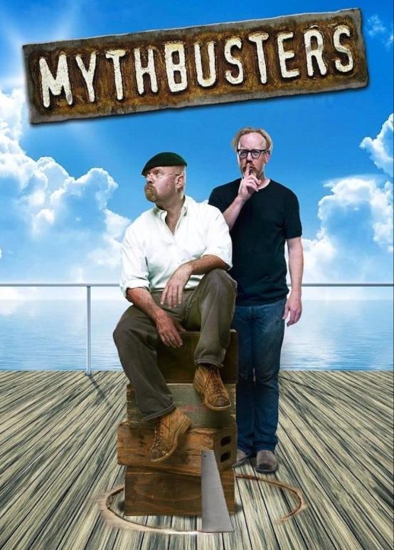 best engineering documentaries mythbusters