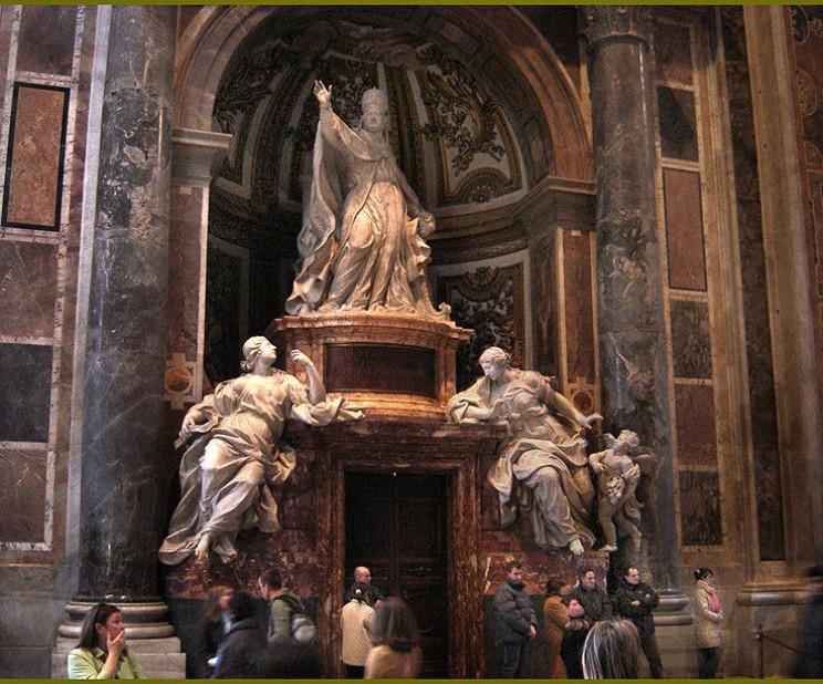 laura bassi pope benedict