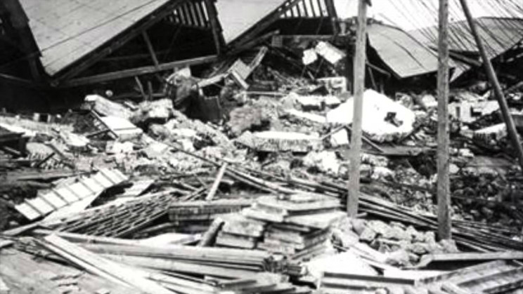 deadliest earthquakes ashgabat