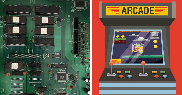 Programmer Performs 'Brain Transplant' to Make One Arcade Game Run on Another
