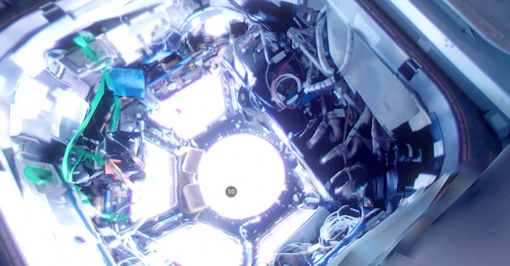 Take a Tour of the ISS with This Beautiful Photogrammetric 3D Reconstruction