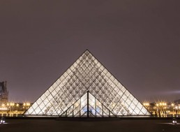 I.M. Pei, Architect Behind the Louvre Pyramid, Dies At 102