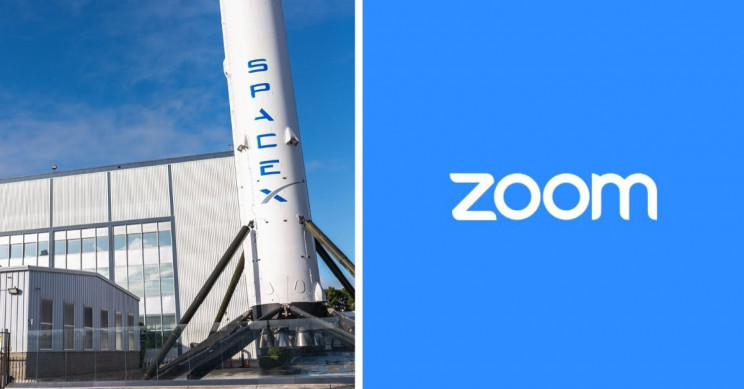 SpaceX Bans Zoom Amid Privacy and Security Concerns