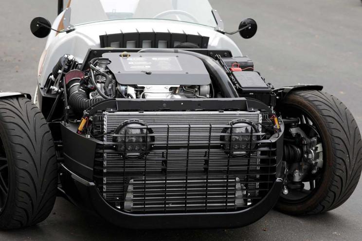 Vanderhall Motor Works' Impressive Venice GT Is Half Motorcycle, Half Car
