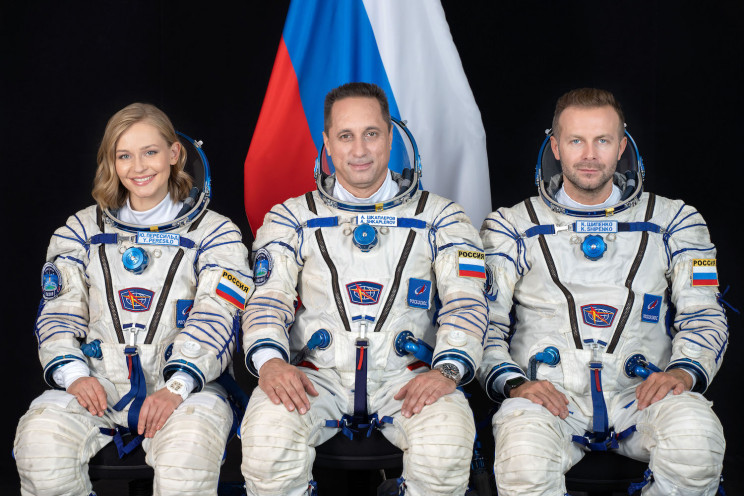 Russia Just Beat Hollywood to the International Space Station