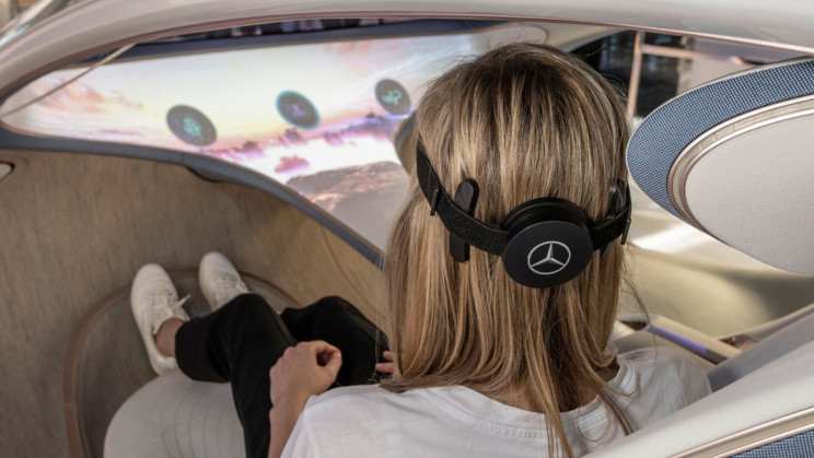 Mercedes' New Tech Lets You Control Your Car With Your Mind