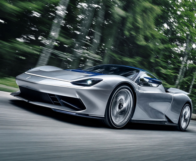 Battista EV Hypercar Owners Will Be Able to Test Run Formula E Race Cars