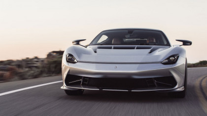 Battista EV Hypercar Owners Will Be Able to Test Run a Formula E Driving Experience