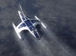 A Fully Autonomous Ship Will Set Sail across the Atlantic Ocean