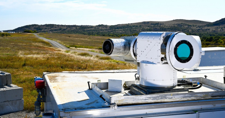 Lockheed Martin Showcases Its Latest Laser Weapon to the U.S. Air Force
