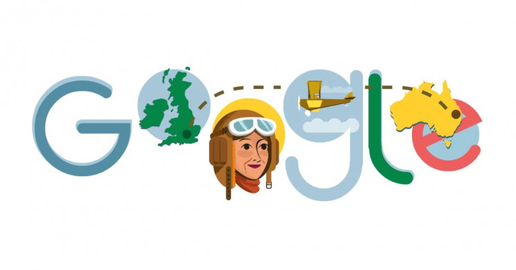Google Honors Female Aviation Trailblazer in New Doodle