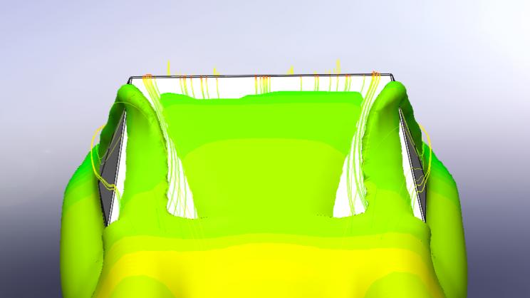 Tesla's Cybertruck Aerodynamics Do Flow Smoothly, as per a CFD Analysis