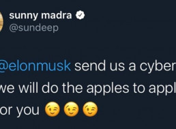 Sunny Madra of Ford X Challenges Elon Musk: Ready, Steady, Go!