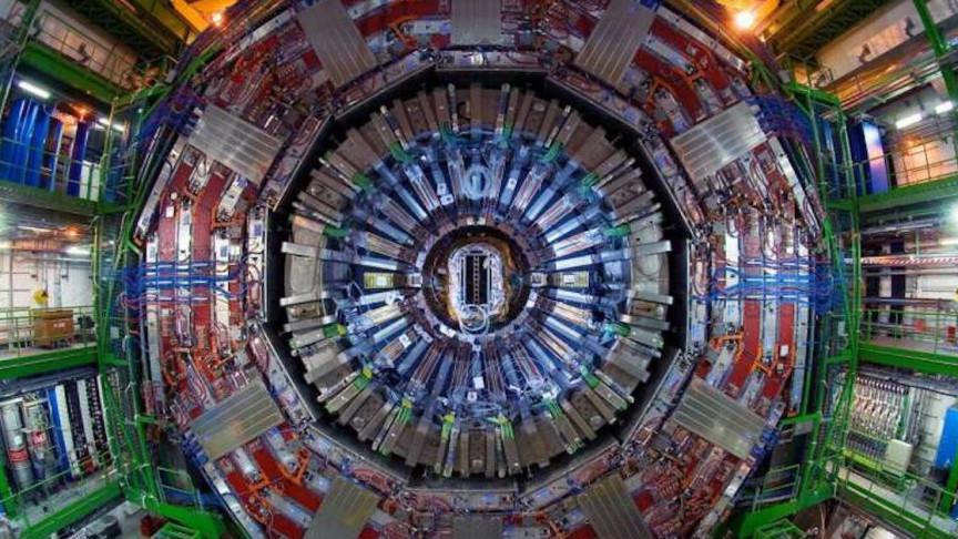 CERN Scientists Discover Rare Higgs Boson Process