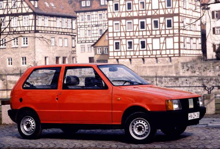 Fiat 1983 120 Anniversary