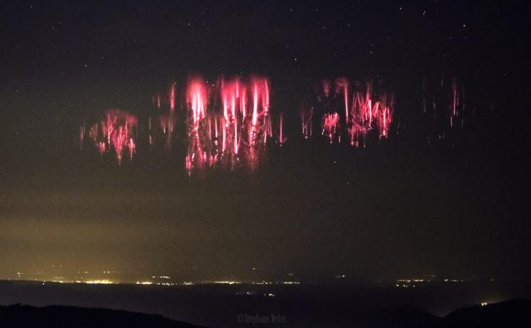 jellyfish lighting sprites