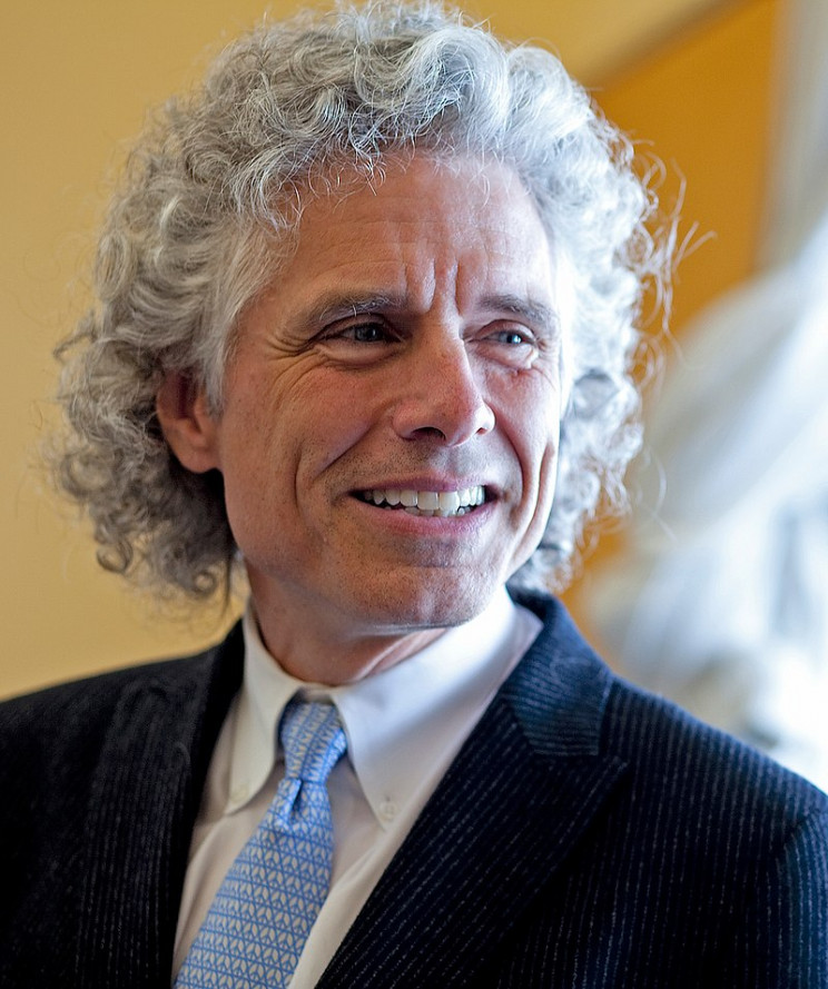 facts about Steven Pinker