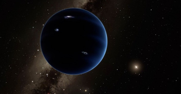 Is Planet Nine Really Just an Old Black Hole?