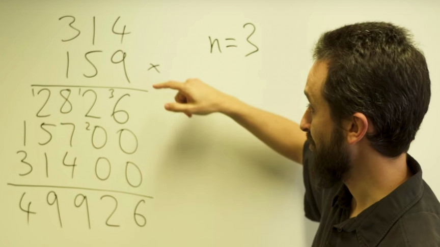 Mathematicians Discovered a New, Much Faster Way to Multiply Large Numbers