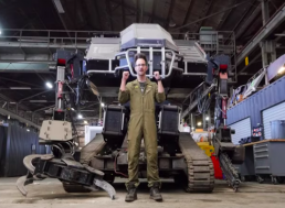 MegaBots Is Now Bankrupt and Selling Their Giant Battle Robot Online
