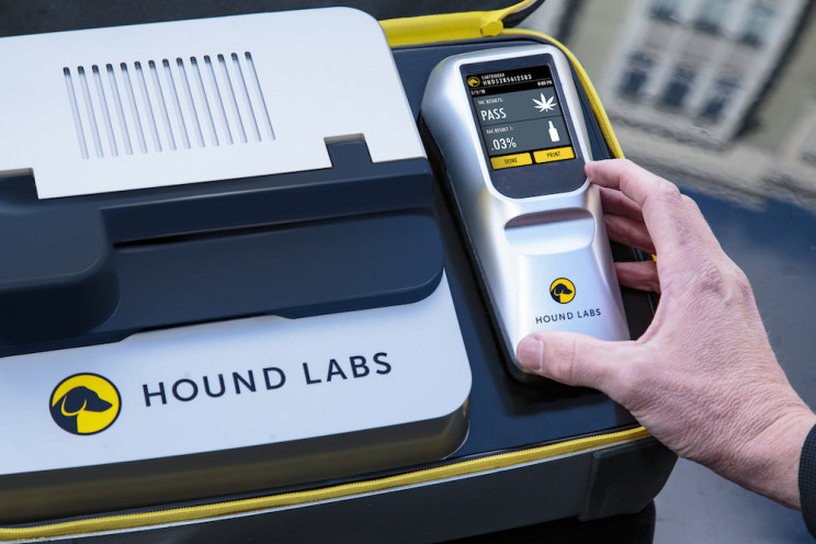 "Companies are Racing to Build ""Billion Times More Sensitive"" Breathalyzer for Weed"