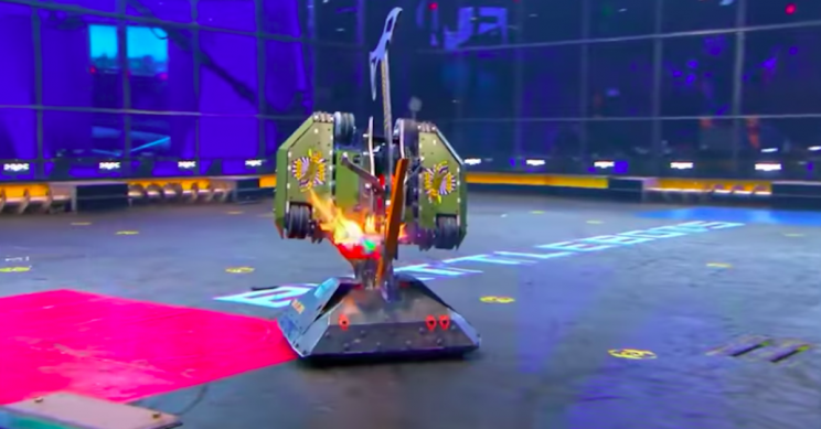 YouTube Removes Fighting Robot Videos Stating They Are 'Animal Cruelty'