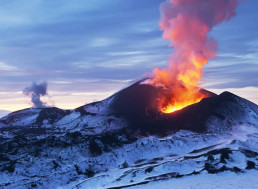 A Closer Look at the World's Top 9 Most Active Volcanoes