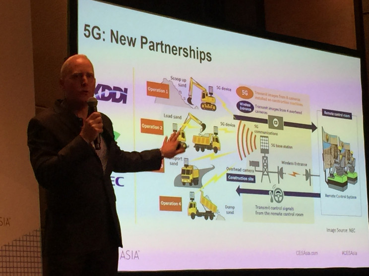 5G opens new partnership opportunities