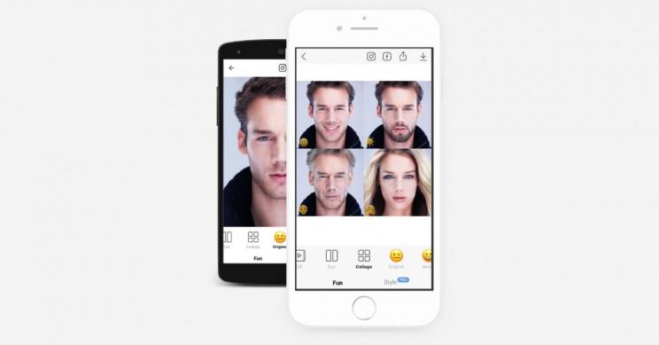 FaceApp-Mockups
