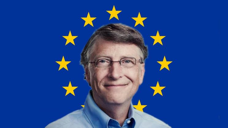 Bill Gates and EU Sign $1 Billion Partnership to Boost Clean Technologies