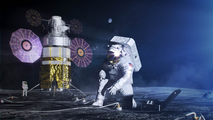 Life in 2050: A Glimpse at Space in the Future - Part I