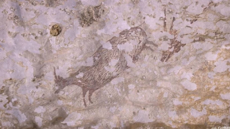 Climate Change Is Eroding 40,000-Year-Old Rock Art