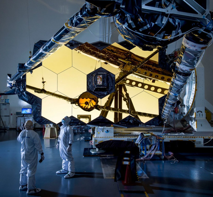 NASA Goddard James Webb Space Telescope