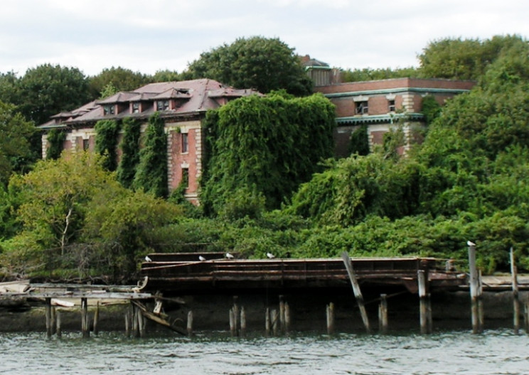 North Brother Island, New York