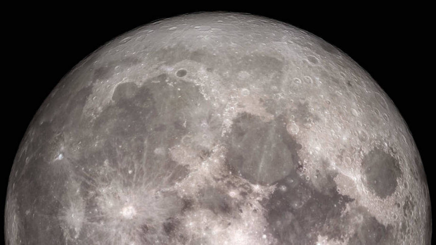 Search For Ice Reveals Abundance of Metal on the Moon - Interesting Engineering