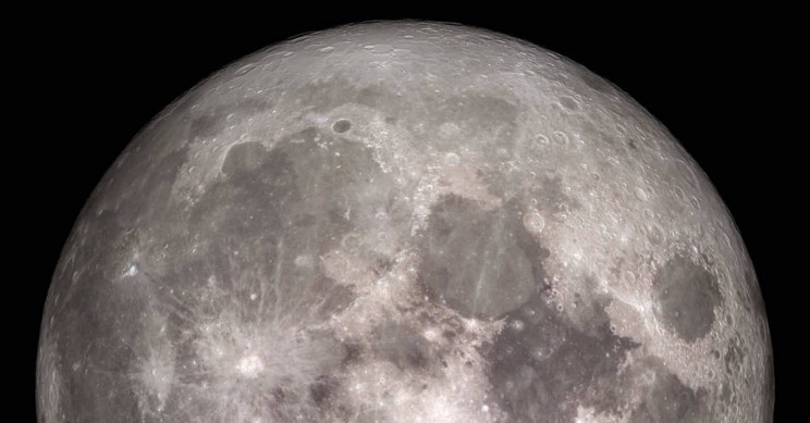 Search For Crater Ice Reveals Abundance of Metal on the Moon