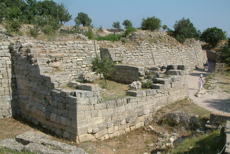 Walls of Troy VI