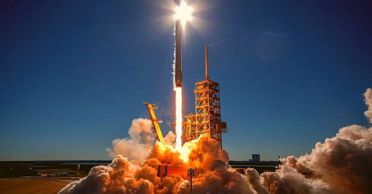 SpaceX Aborts Launch of SiriusXM Satellite Atop Falcon 9 Rocket