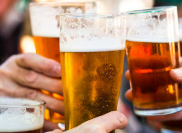 """A Strong Beer a Day Keeps the Doctor Away"" May Be the New Health Kick"