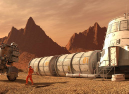 Scientist Replicates Mars' Conditions in Chamber, Finds That Life Thrives