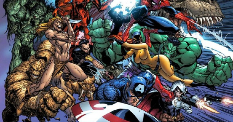 Marvel Movies Saw Dynamite Success from 'Effective Cast Sizes,' Say Scientists