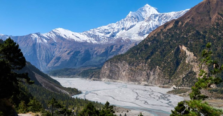 Himalayan Glacier Melt Doubled Since 2000, Endangers Water of Billion People