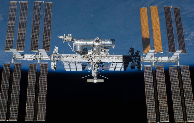 The International Space Station Will Be Open to Tourists in 2020