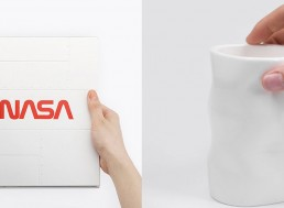 Explore Space and Time with This NASA Notebook and Mug Combo
