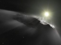 'Oumuamua: Scientists Now Say the Bizzare Cigar-Shaped Object Is Sadly Not an Alien Spacecraft